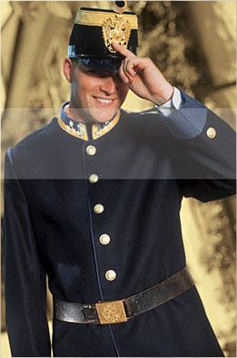 Vorschlag neue Uniformen