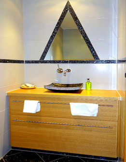 Badgestaltung von Peter Moser GmbH