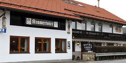Hotel Kramerwirt 83737 Irschenberg, Innenausbau Peter Moser