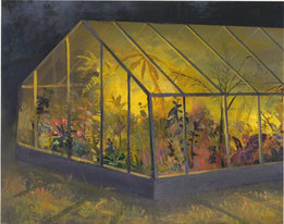 Read how to keep a greenhouse warm in winter