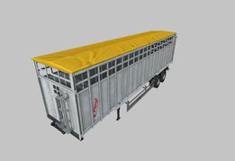 Fliegl Vieh Transport Pack