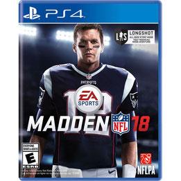 jeu playstation Madden NFL