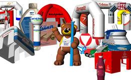 Inflatables von KMC Kufstein