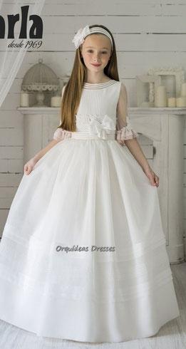 Vestidos Primera Comunión Orquideas Dresses Vestidos