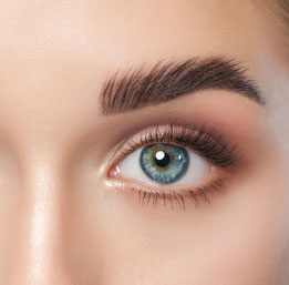 Augenbrauenlifting, Henna Brows, Wimpernlifting