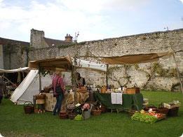 Foire médiéval - Senlis