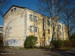 Дом на Беляева 9 в Гатчине (Мариенбург)