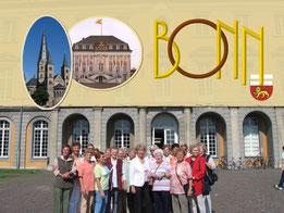 Bonn Tagesfahrt