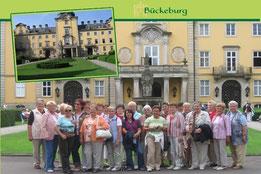 Bückeburg Tagesfahrt