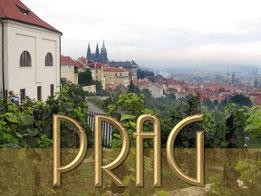 Prag Wochenfahrt