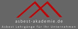 Asbestschein TRGS 519 Anlage 4C (Asbest Lehrgang Online für Ihr Unternehmen) - Asbest Schulung auch in Ihrer Region