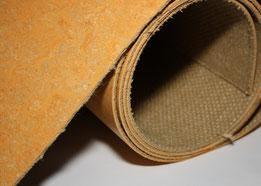 Linoleum - Bodenbelag aus nachwachsenden Rohstoffen