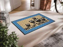 Fußmatten zum Schutz Ihres Bodenbelags