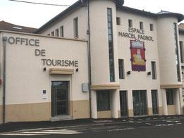 bureau d'information touristique de Chazelles-sur-Lyon office de tourisme Forez-Est
