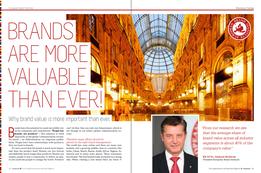 Expert article out of iconannual 2015  Dr. Gerhard Hrebicek, President European Brand Institute