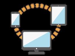 マルチデバイス画像