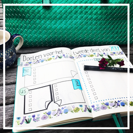 workshops bullet journal en planner