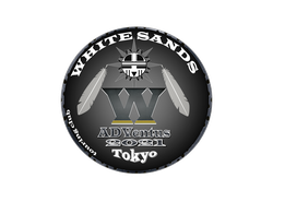 WHITESANDS ADVentus ロゴ
