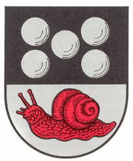 Wappen von Schneckenhausen