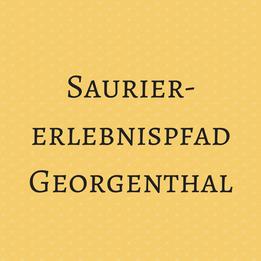 Sauriererlebnispfad Georgenthal