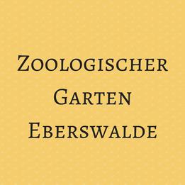 Zoologischer Garten Eberswalde