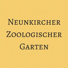 Neunkircher Zoologischer Garten Saarbrücken