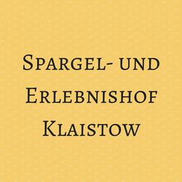 Spargelhof Erlebnishof Klaistow
