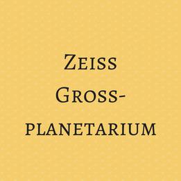 Zeiss Großplanetarium Berlin