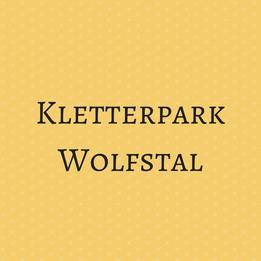 Kletterpark Wolfstal