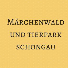 Märchenwald und Tierpark in Schongau