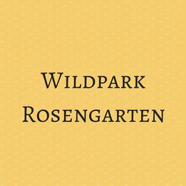 Wildpark Rosengarten