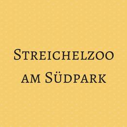 Streichelzoo am Südpark