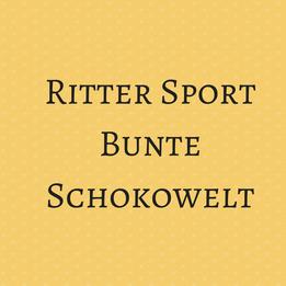 Ritter Sport Bunte Schokowelt Berlin