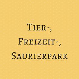 Tierpark Freizeitpark Saurierpark