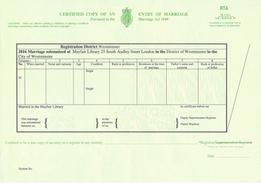 イギリス人の配偶者ビザ必要書類