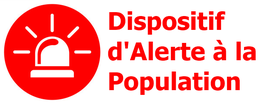Dispositif d'alerte à la population
