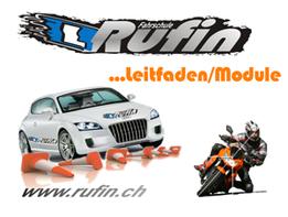 Fahrschule Rufin - Leitfaden