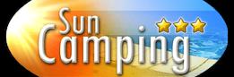 logo sun camping samzpon Ardèche
