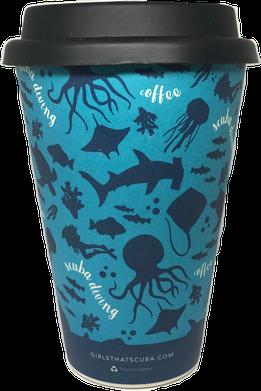plastic free coffee cup