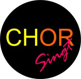 Chor singt