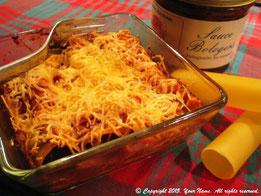 Cannelloni à la Bologers - Ferme du Hustet