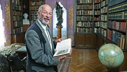 Dr.Volkmar Kunze  (Foto: Bild - Dirk Sukov)