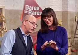 "Expertise in der ZDF-Sendung ""Bares für Rares""   -  Foto: ZDF/Frank Dicks"