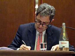 Auktionator Georges de Bartha