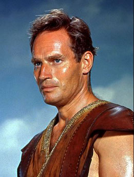 Charlton Heston (Copyright Flash Pictures)