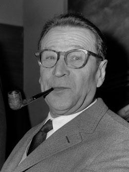 Georges Simenon 1965       (Foto:Jac. de Nijs / Anefo - Nationaal Archief)