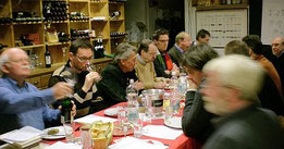 Probe im Kölner Weinforum