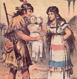 Ribanna; Illustration von 1879