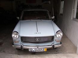 Peugeot 404 Bj. 01 1965