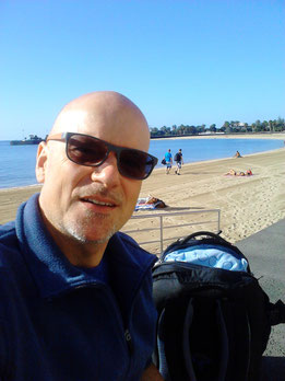 Ankunft auf Lanzarote in Winterkleidung